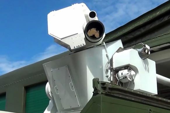 Российские войска получили боевые лазеры. 395557.jpeg