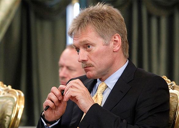 Россия не будет поднимать вопрос о снятии санкций - Песков