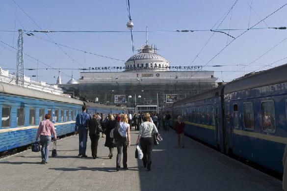 Украинцы рассказали, как готовятся к запрету поездов в Россию. 390558.jpeg