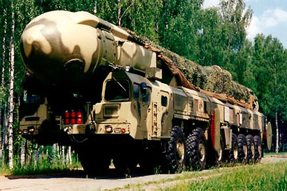 Тополь, ракетный комплекс