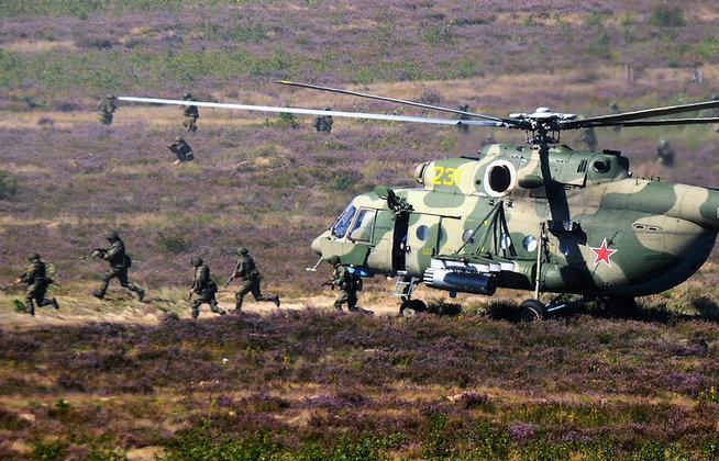 СМИ: Россия может захватить Прибалтику за 60 часов. СМИ: Россия может захватить Прибалтику за 60 часов