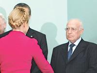 Тимошенко поблагодарила Черномырдина за отличную работу