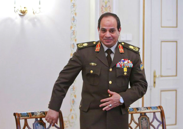 Президент Египта объявил об опасности развала страны. Президент Египта Абдель Фаттах ас-Сиси