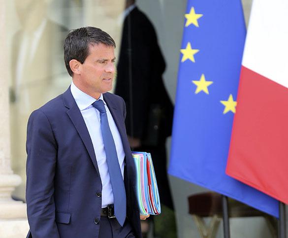 Во время визита в Эквадор премьер Франции рассказал об отказе в предоставлении убежища Ассанжу. Мануэль Вальс