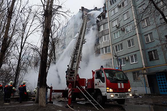 В Волгограде найдено тело пятого погибшего при взрыве бытового г
