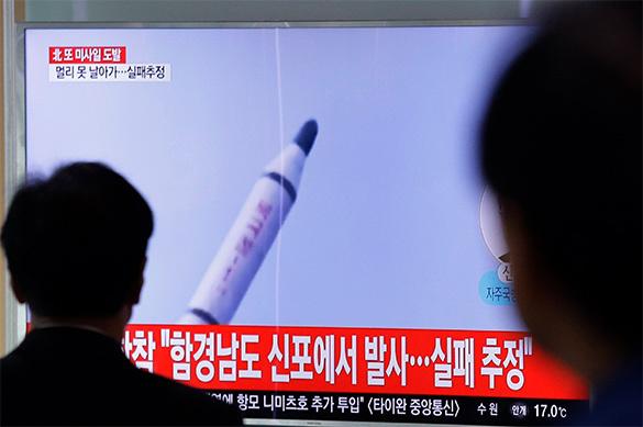 Япония разработала инструкцию, как вести себя при запуске ракет