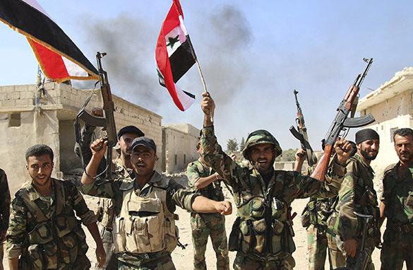 Армия Сирии с боями заняла окраины Дейр-эз-Зора. 373560.jpeg