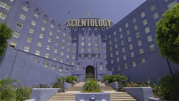 16 шокирующих фактов о Церкви саентологии. саентологи, саентология, церковь саентологии, Хаббард