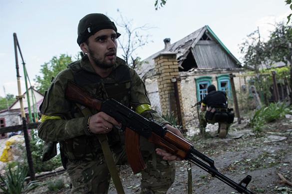 ДНР: украинские военные приносят мирных жителей в жертву языческим богам. ДНР: украинские военные приносят мирных жителей в жертву языческ
