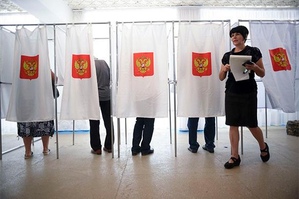 Наблюдатели максимально усилят контроль в единый день выборов. Наблюдатели максимально усилят контроль в единый день выборов