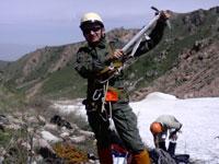 В Северной Осетии прошла альпиниада
