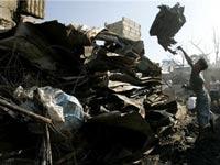 Пожар в филиппинских трущобах оставил без крова пять тысяч семей
