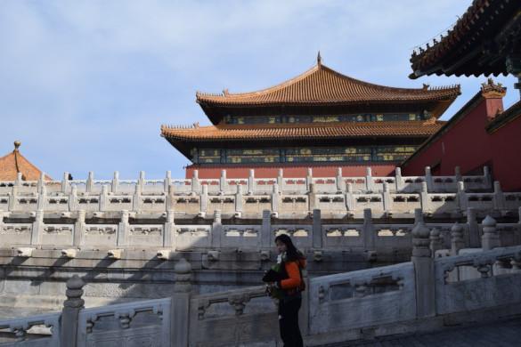 В Музее императорского дворца в Китае обнаружили