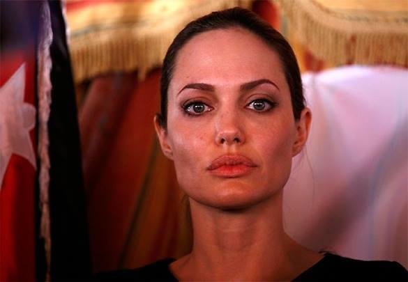 Анджелина Джоли и Сирия. Что удивляет весь мир в этой