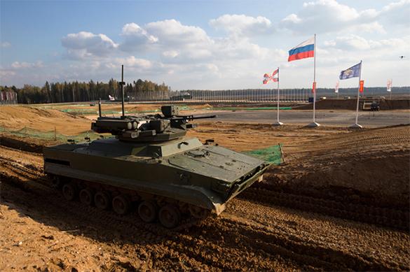 Запад назвал армию России сильнее всех европейских вместе взяты