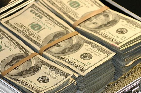 Властям США предложили отказаться от стодолларовых банкнот.