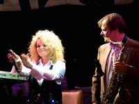 Игорь Бутман и Лариса Долина дали концерт в Нью-Йорке в рамках