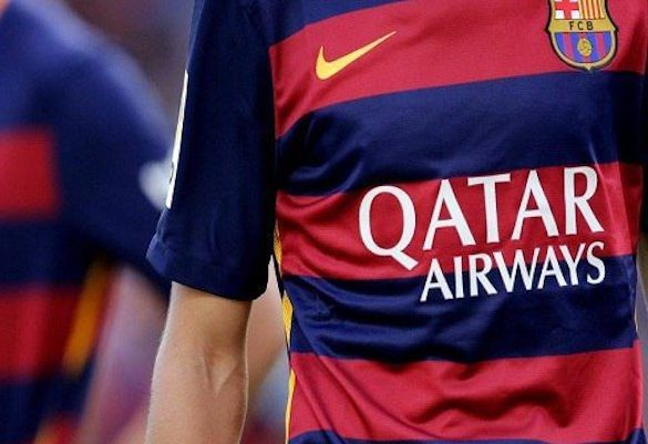 Заношение майки «Барселоны» вЭмиратах могут посадить на15 лет