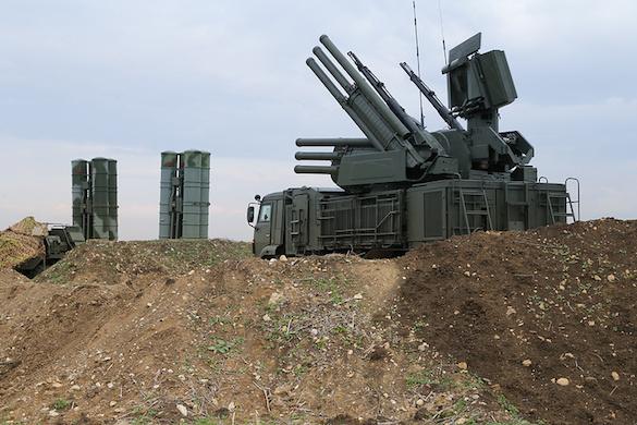 На территории Сирии создана единая российско-сирийская система ПВО. 374564.jpeg