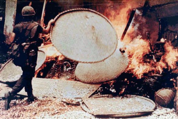 Вьетнамская Хатынь: 50 лет назад американцы уничтожили деревню Сонгми. Вьетнамская Хатынь: 50 лет назад американцы уничтожили деревню С