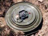 Московские саперы обезвредили мину