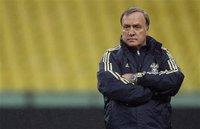 Адвокат назвал претендентов на победу в Евро-2012. advocaat