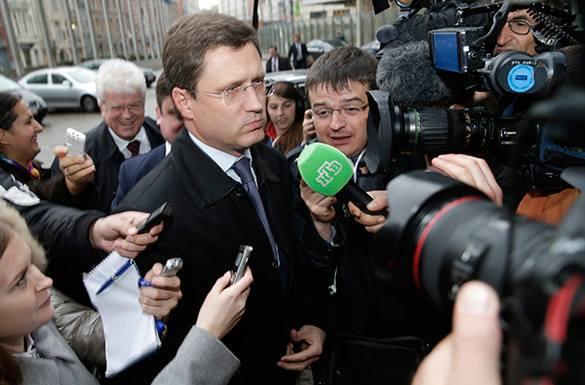 """Минэнерго и """"Газпром""""  Украине: Будут деньги - будет газ. 302565.jpeg"""