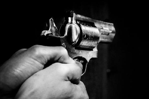 В Москве задержана расстреливавшая автомобили женщина. В Москве задержана расстреливавшая автомобили женщина
