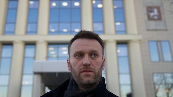 Алексей Навальный вступился за Евгению Васильеву. Алексей Навальный обросший