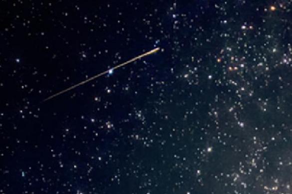 ВСамаре может приземлиться метеорит