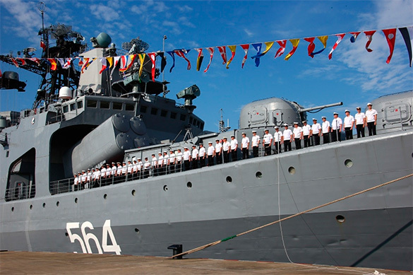 В скором времени РФ создаст постоянную базу ВМФ в сирийском Тар