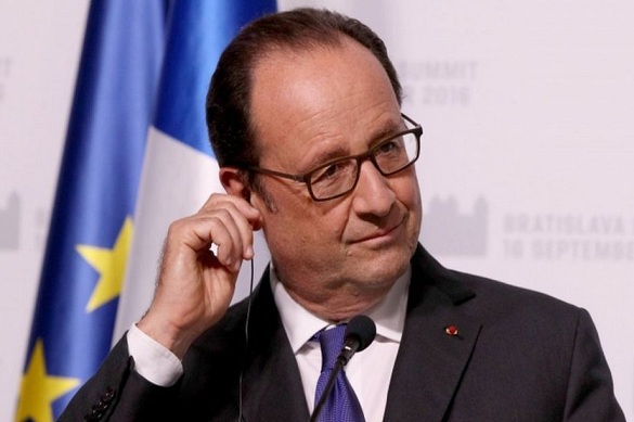 Хакеры празднуют отставку Олланда