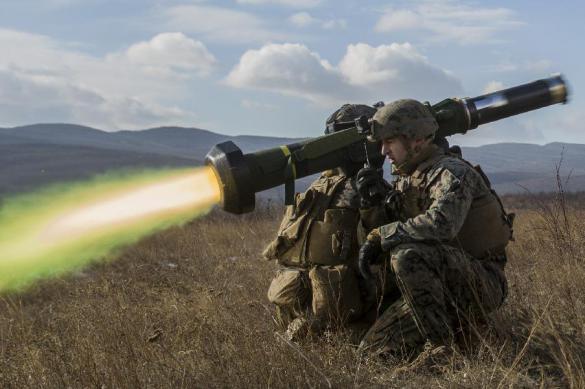 Американский ПТРК Javelin назвали главной угрозой для Т-90А. 403567.jpeg