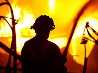 В китайском городе Урумчи взорвалась цистерна с нефтью