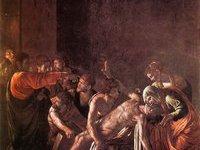"""Отреставрированное полотно """"Воскрешение Лазаря"""" вывесили в Риме. 261568.jpeg"""