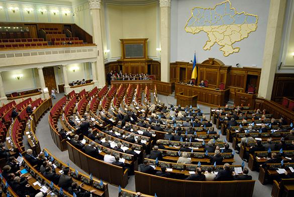 Украина без Рады, и нигде ей не рады. Украина без Рады, и нигде ей не рады