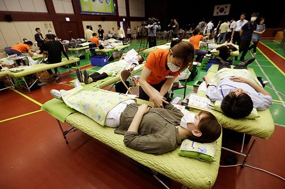 Вирус MERS убил в Южной Корее 31 человека. MERS продолжил распространение в Корее