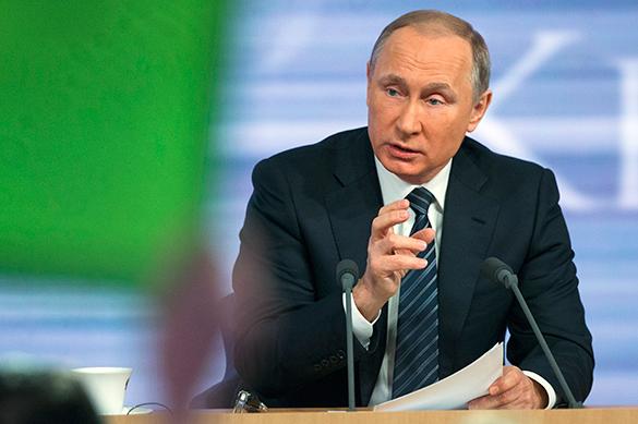 Путин: Надо понять, нарушали ли дети Чайки закон