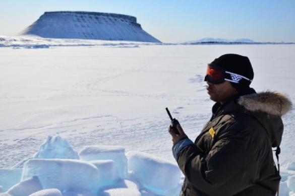 В Гренландии нашли сверхсекретную ядерную базу США. В Гренландии нашли