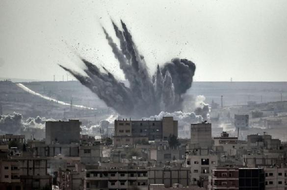 Режим перемирия в трех провинциях Сирии нарушен боевиками. 403568.jpeg