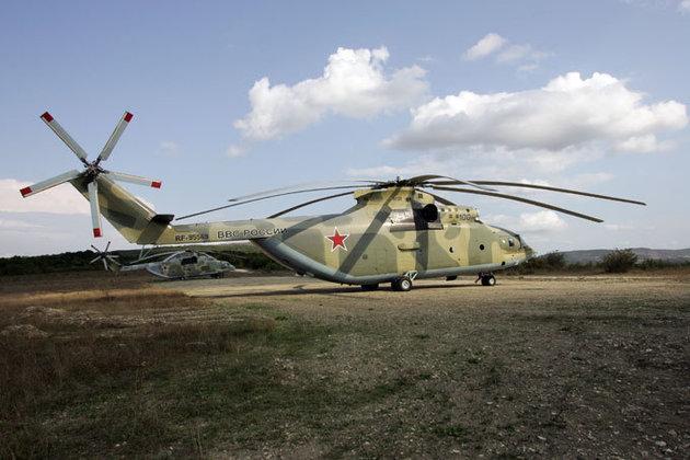 Россия сможет поставлять оружие Пакистану - источник. Винтокрылый богатырь Ми-26