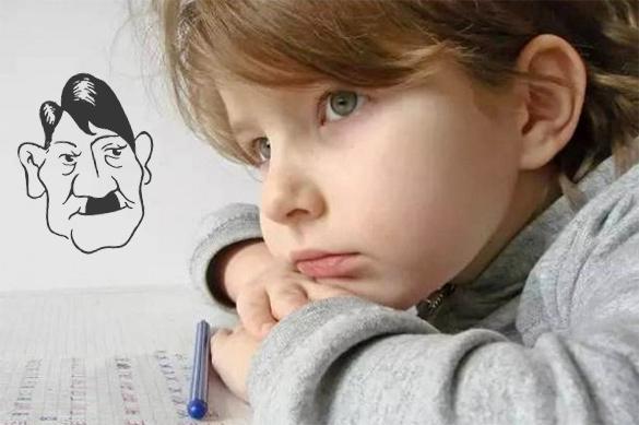 Здравствуйте, Гитлер!: израильских школьников заставили писать