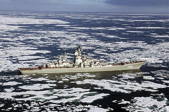 Россия наращивает темпы освоения Арктики. Россия наращивает темпы освоения Арктики