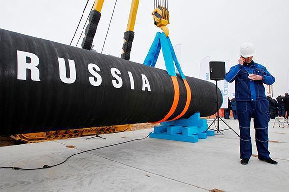 Газпром остановит подачу газа через Украину за воровство