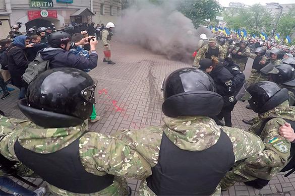 Константин БОНДАРЕНКО – о стычках в Днепропетровске