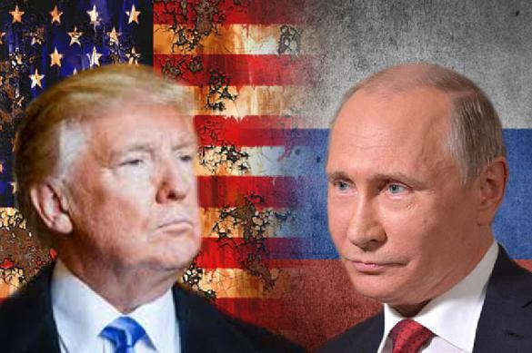 """Американский политолог считает, что Путин и Трамп заключат """"тайный договор"""". 389570.jpeg"""