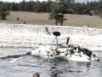 Спасатели подняли со дна вертолет Балтийского флота, утонувший 4