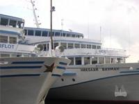 В Северном море столкнулись два корабля с российским и