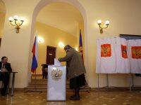 На выборах депутатов Госдумы проголосовали более 60 процентов избирателей. 250571.jpeg