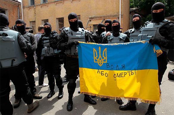 Харьковские подростки пожелали бойцам АТО поскорее умереть